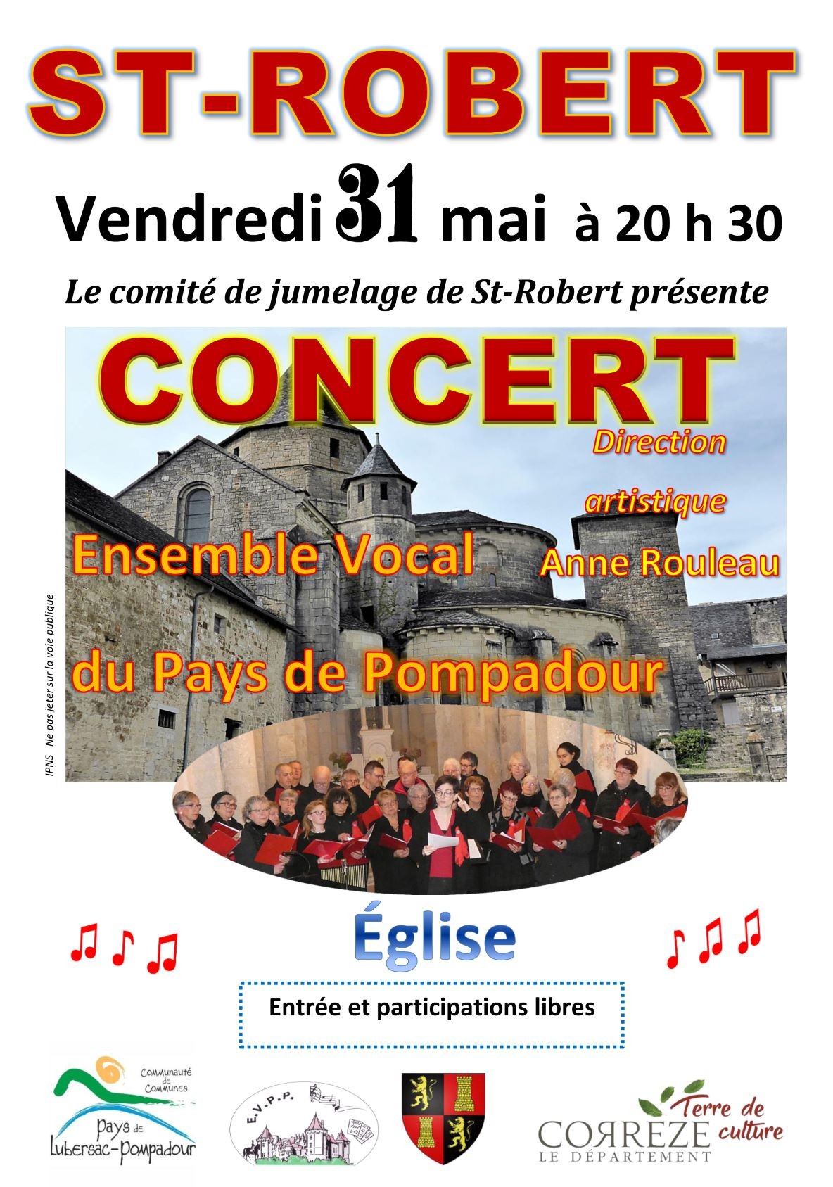 Affiche St Robert 31-05-2019 - taille mail