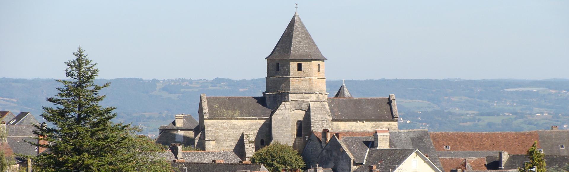 Son église romane du XIIème siècle