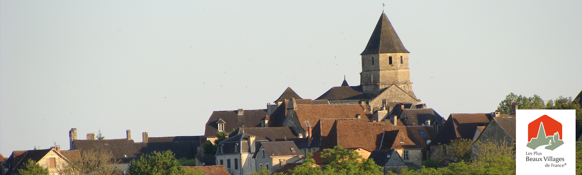 Un des plus beaux villages de France...