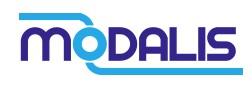 Logo modalis